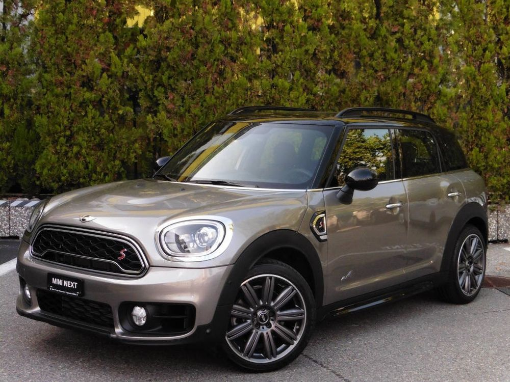MINI COUNTRYMAN Cooper S ALL4 SAG
