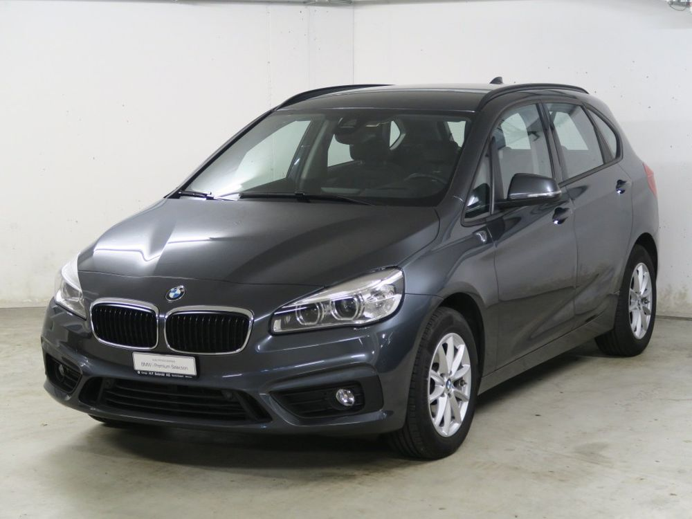 BMW 218d xDrive Active Tourer Steptronic
