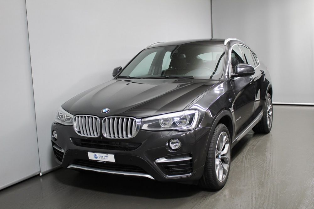 BMW X4 xDrive 30d Steptronic