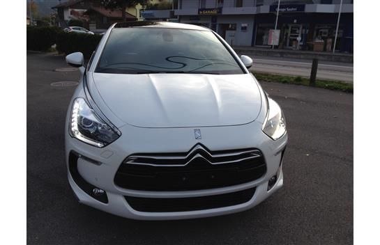 Citroen DS5 2.0 e-HDi Sport Chic Automatic