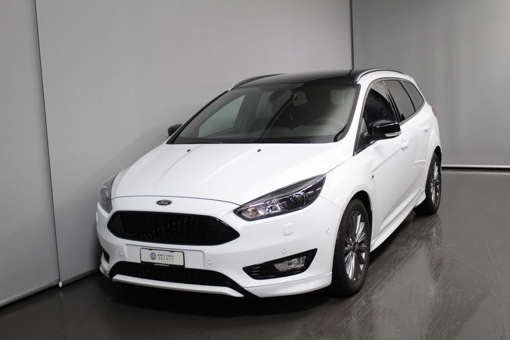 FORD Focus 1.5 SCTi ST Line Automatic