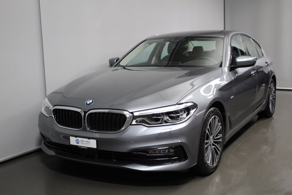 BMW 520d xDrive Sport Line Steptronic
