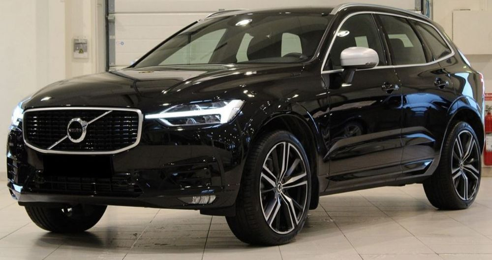 VOLVO XC60 T6 AWD Inscription Geartronic