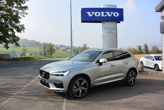 volvo xc60 t5 awd r design kaufen auf. Black Bedroom Furniture Sets. Home Design Ideas