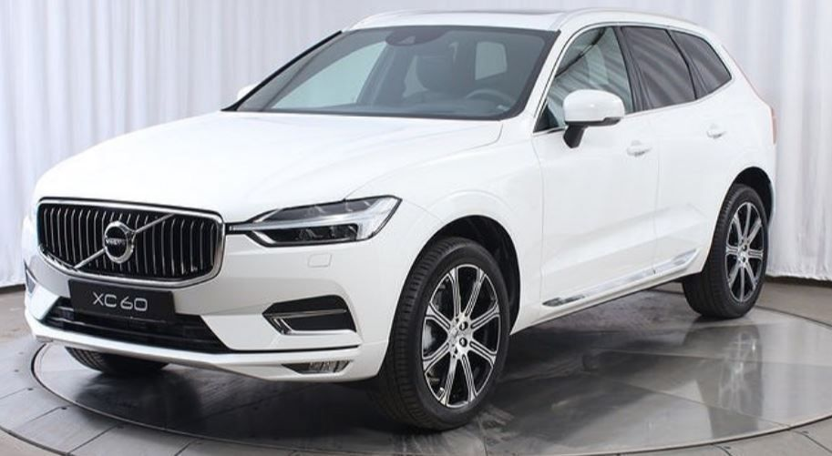 VOLVO XC60 T6 AWD R-Design Geartronic