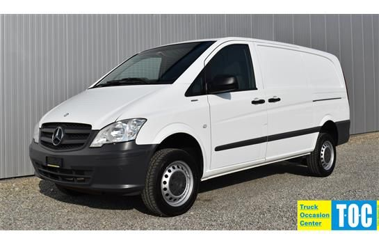 Mercedes-Benz Vito 113 CDI Blue Efficiency L 4Matic A