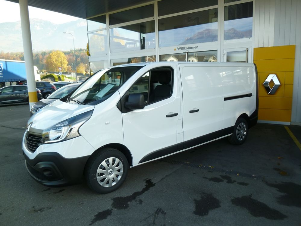 Renault Trafic Kaw.2.9t L2H1 1.6 dCi 95 Bus.