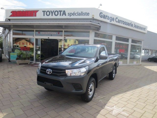 Toyota Hilux 2.4D-4D Luna Single Cab 4x4