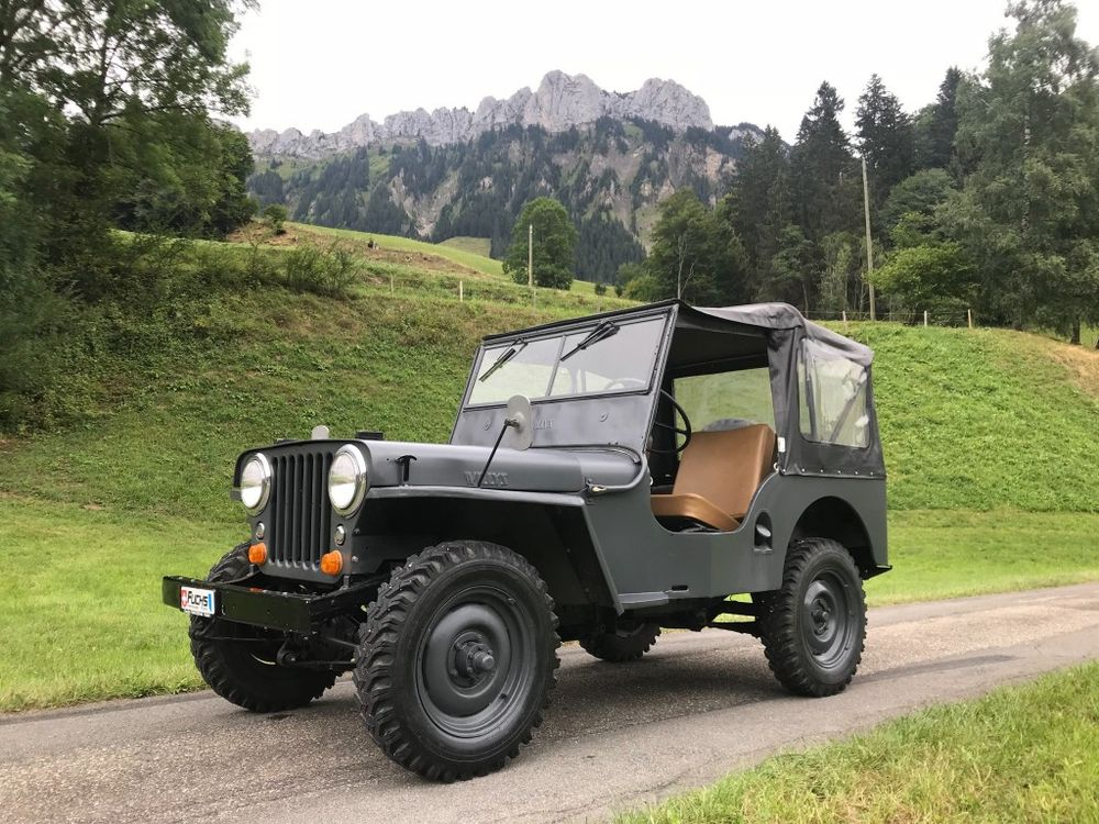 Jeep CJ WILLYS