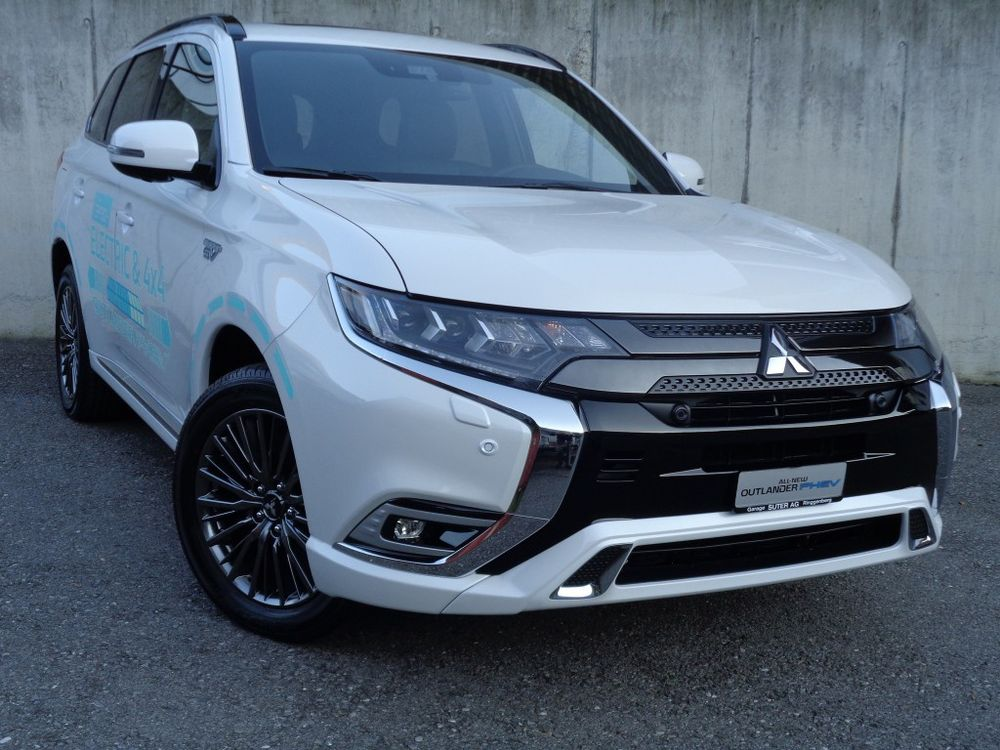 Mitsubishi Outlander 2.0 PHEV Diamond S-Edition 4W