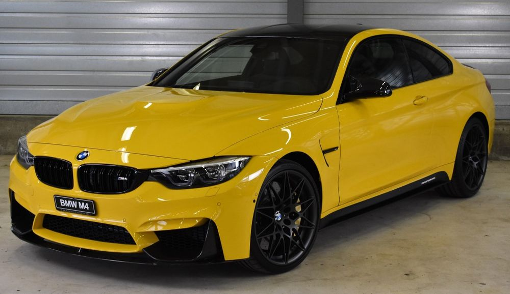 BMW M4 Coupé Competition DKG