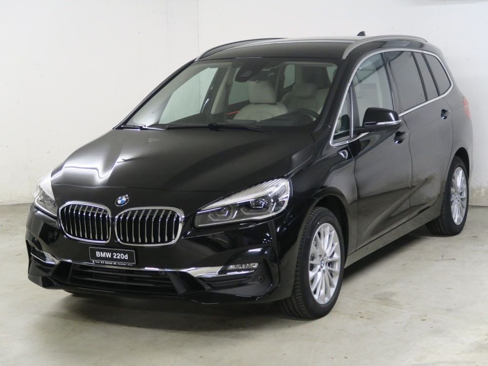 BMW 220d xDrive Gran Tourer Luxury Line Ste