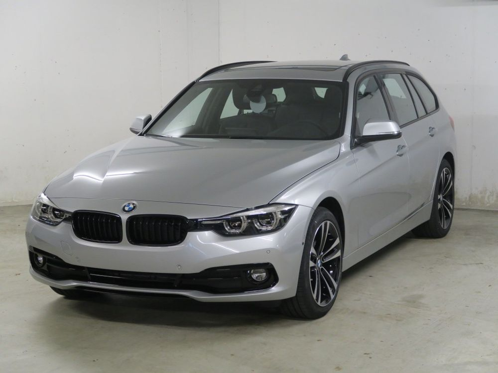 BMW 320d xDrive Touring Swiss Advantage Spo