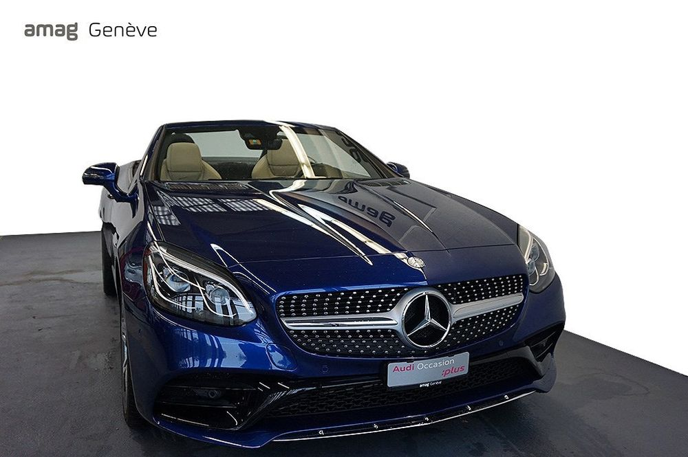 MERCEDES-BENZ SLC 200 AMG Line 9G-Tronic