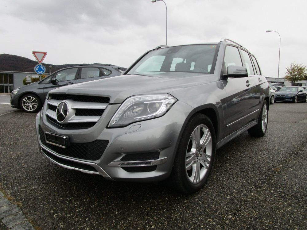 MERCEDES-BENZ GLK 250 BlueTEC 4Matic 7G-Tronic