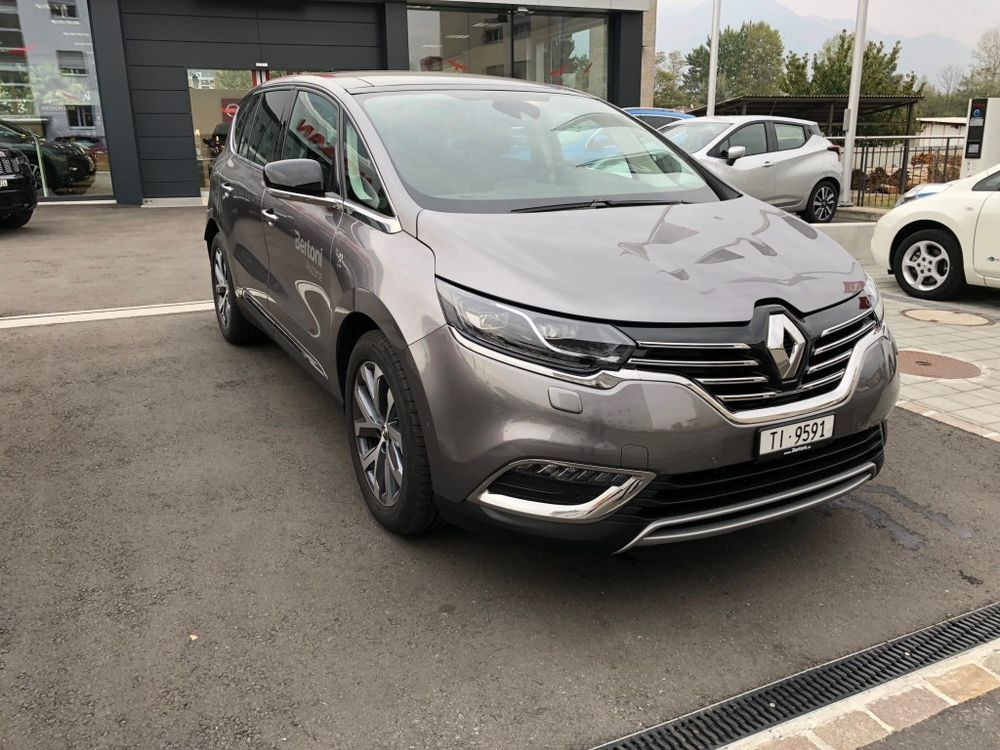 RENAULT Espace 1.8 TCe 90th Anniversary EDC
