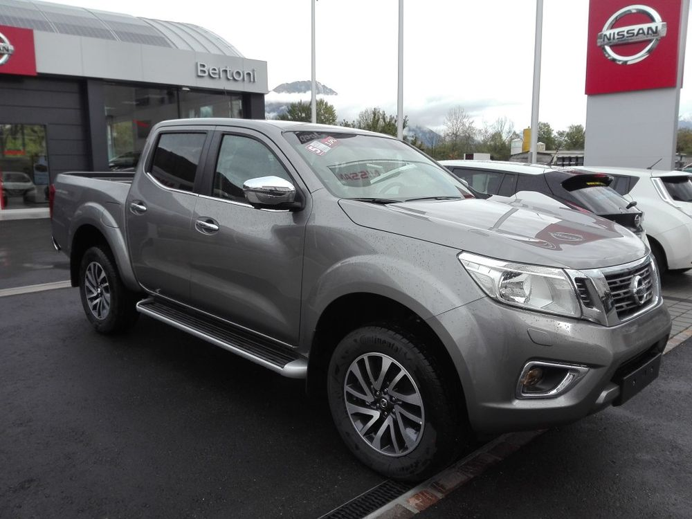 NISSAN Navara Double Cab N-Connecta 2.3 dCi 4WD