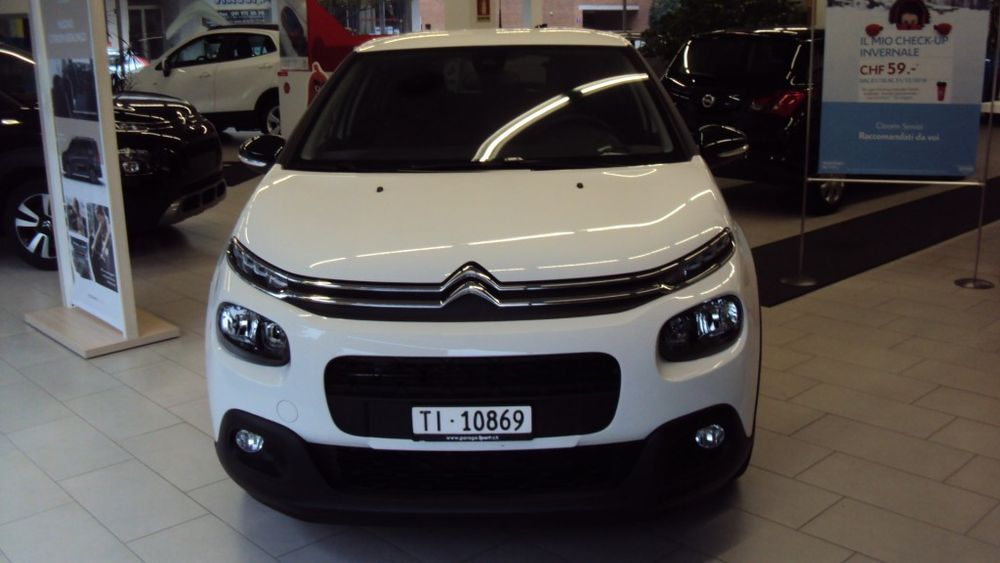 CITROEN C3 1.2i PureTech Feel Edition