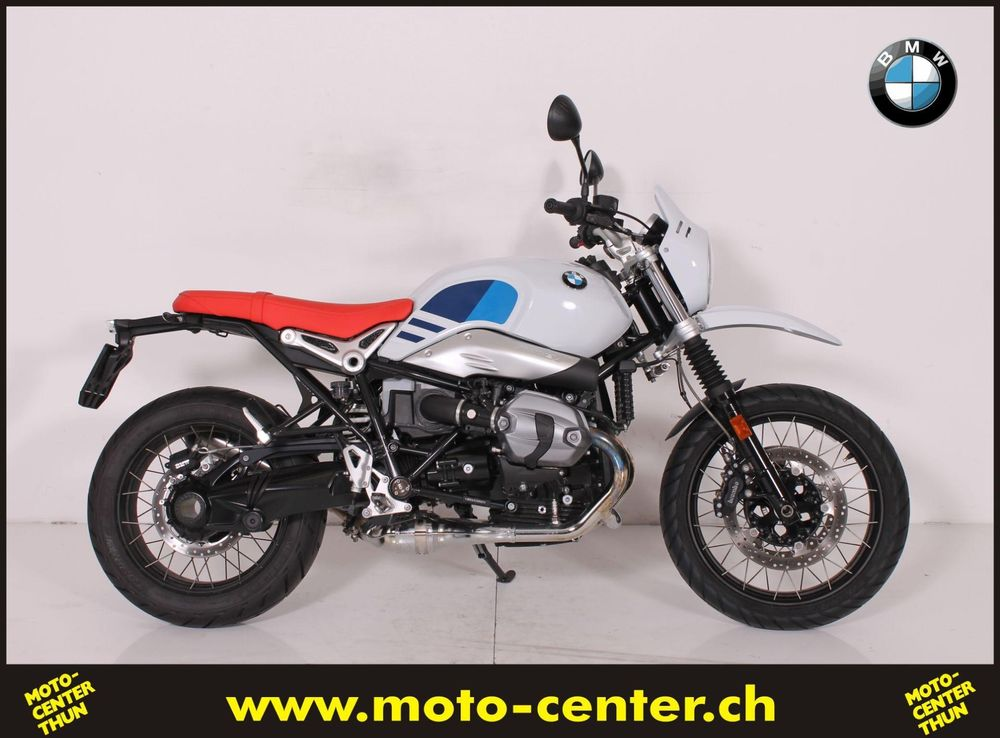 BMW R nine T Urban G/S ABS
