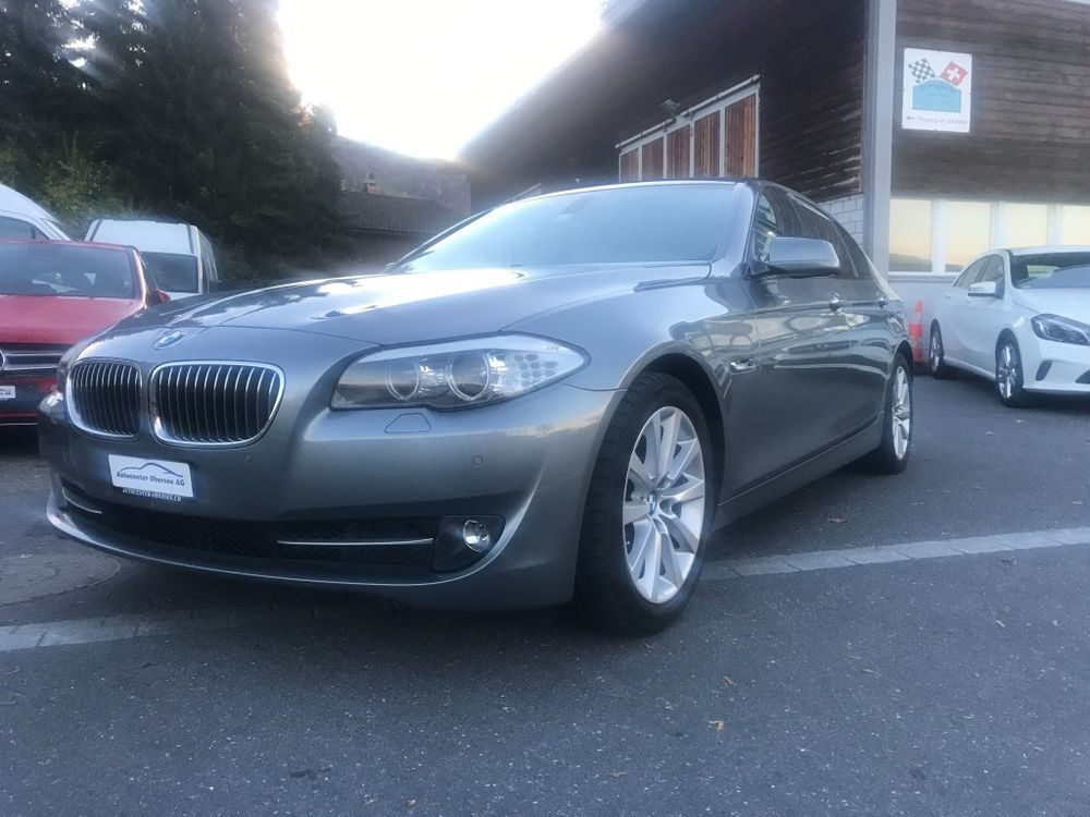 BMW 530d Steptronic
