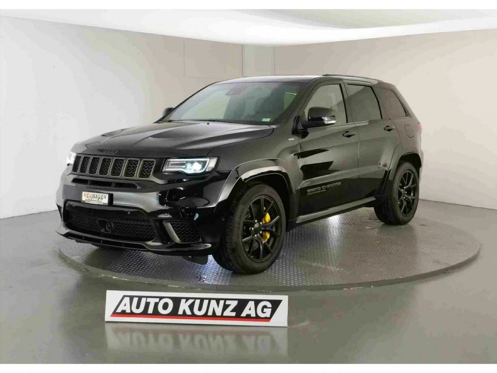 jeep grand cherokee trackhawk 710ps 6 2l srt kaufen auf. Black Bedroom Furniture Sets. Home Design Ideas
