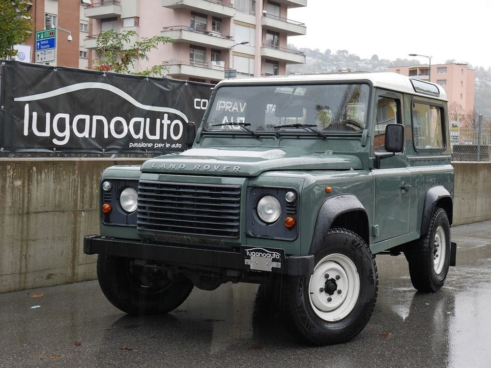 LAND ROVER Defender 90 SW 2.4Tdc