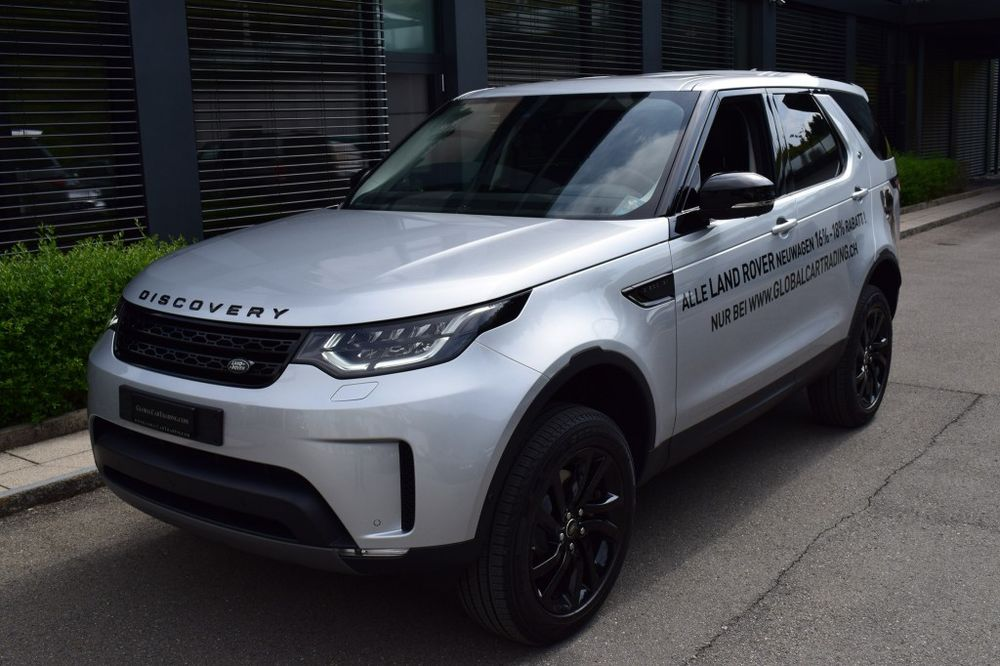 Land Rover Discovery 3.0 TD6 HSE Automatic