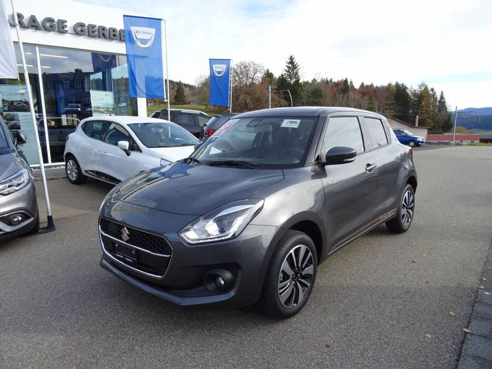 SUZUKI SWIFT 1.2 Piz Sulai Top Hybrid 4x4