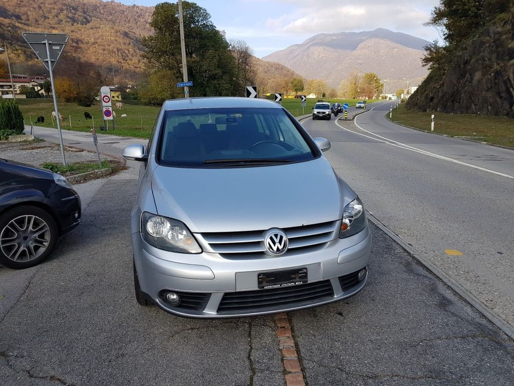VW Golf Plus 1.4 TSI Comfortline DSG