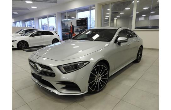 Mercedes-Benz CLS 450 AMG Line 4Matic 9G-Tronic