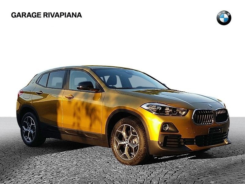 BMW X2 sDrive 18d Steptronic
