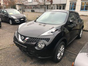 Nissan Juke 1.6 N-Connecta Xtronic CVT