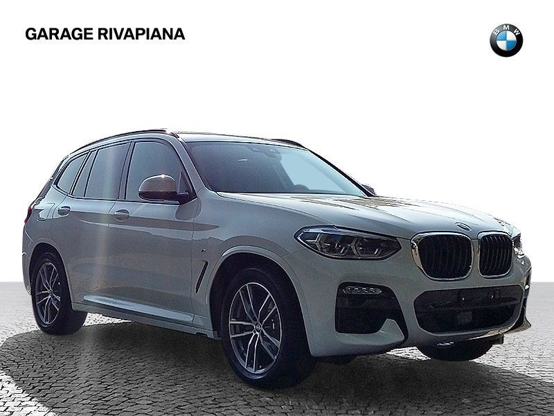 BMW X3 xDrive 20d M Sport Steptronic