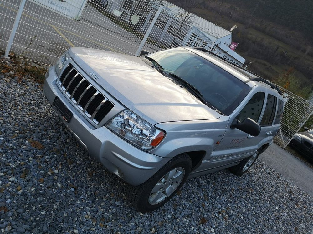 JEEP Grand Cherokee 4.7 Overland Automatic