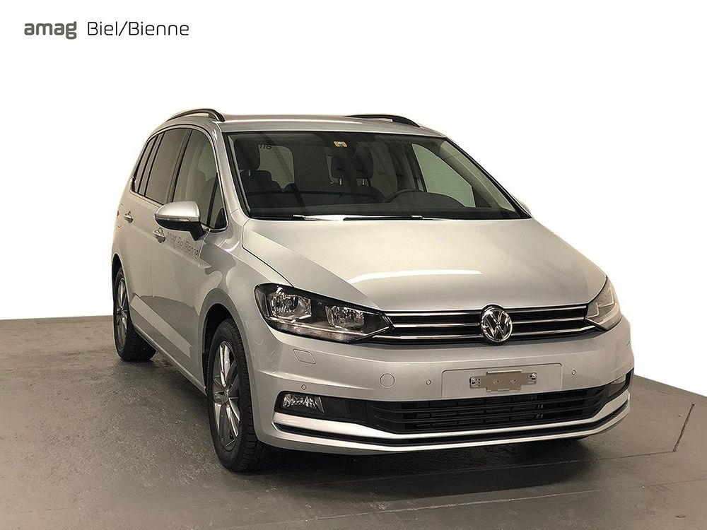 VW Touran 1.6 TDI BlueMotion Technology Co