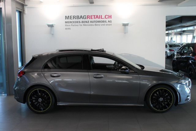MERCEDES-BENZ A 250 AMG Line 4Matic