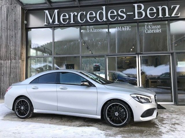 MERCEDES-BENZ CLA 250 AMG Line 4Matic