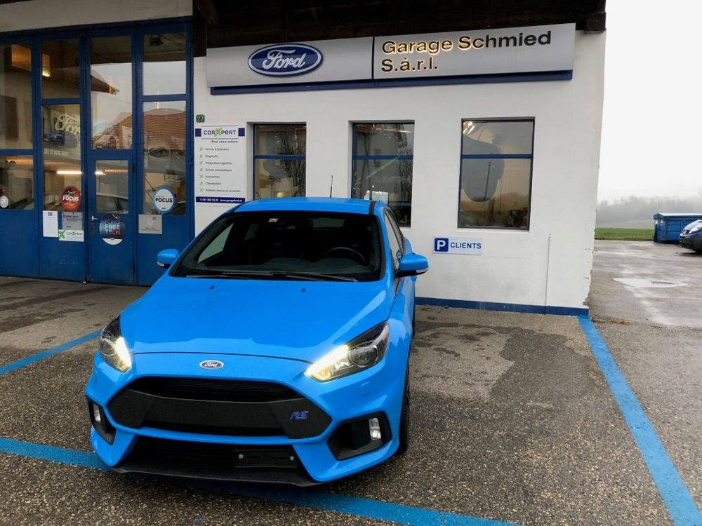 FORD Focus 2.3 EcoBoost RS AWD