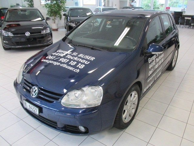 VW Golf 2.0 TDI Sportline 4Motion