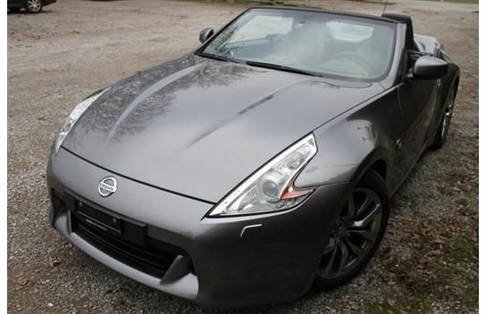Nissan 370 Z Roadster Pack