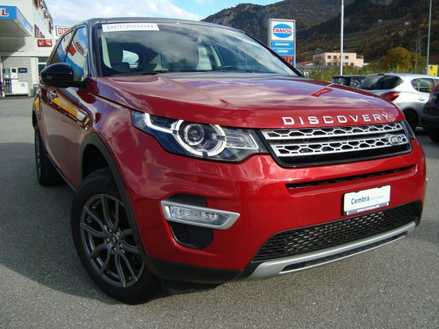 LAND ROVER Disco. Sp 2.0 Si4 HSE Lux
