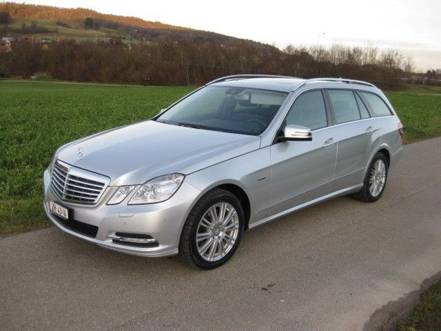 Mercedes-Benz E 350 CDI BlueEfficiency Elégance 4Mati