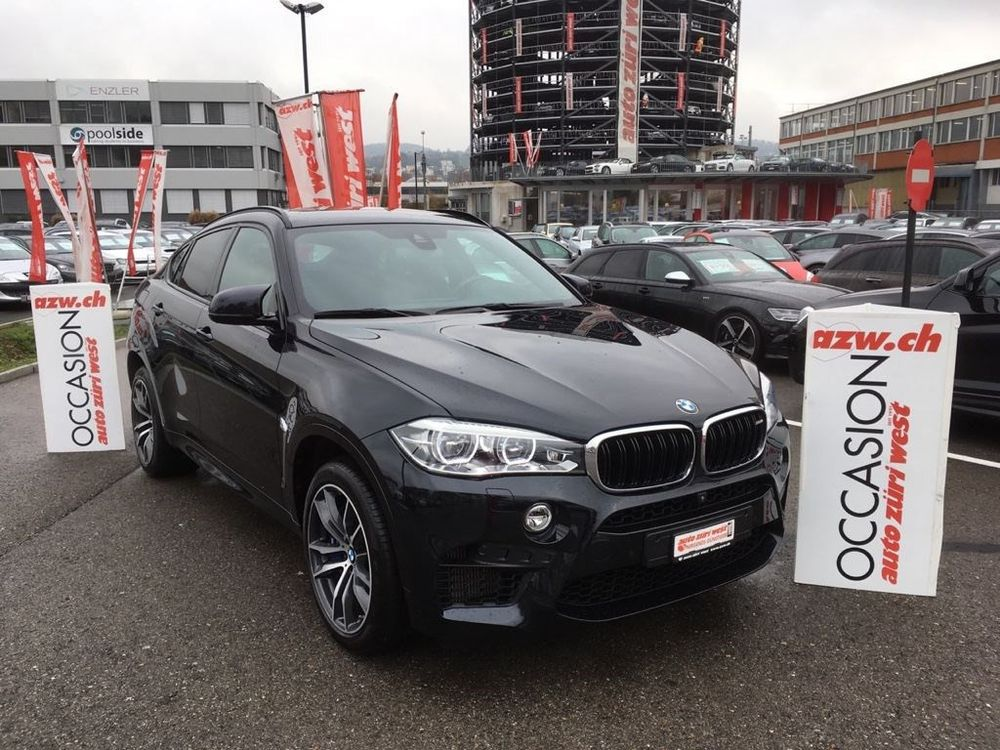 BMW X6M Steptronic
