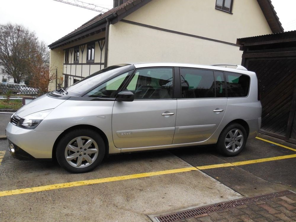 Renault Grand Espace 2.0 dCi Swiss Edition Auto