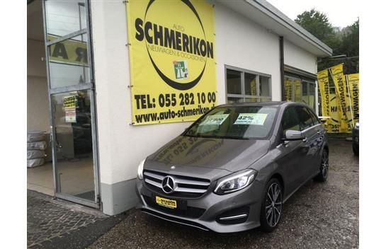 Mercedes-Benz B 180 Urban 7G-DCT