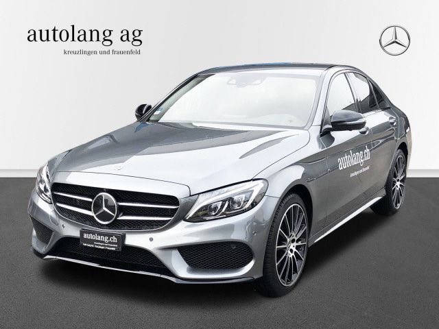Mercedes-Benz C 250 d Swiss Star AMG 4M