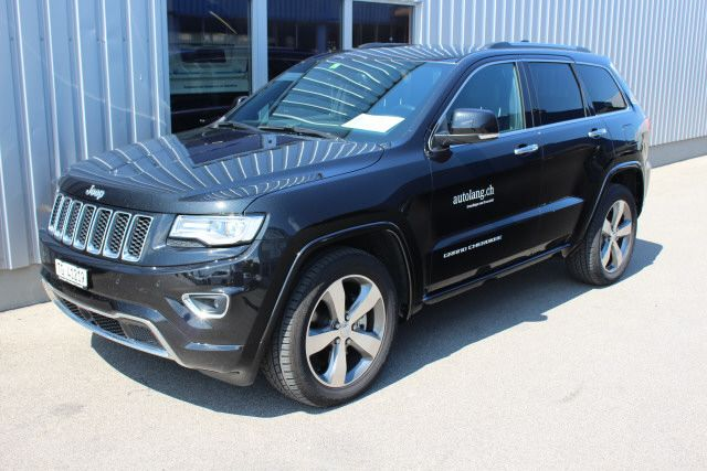 Jeep Gr.Cherokee 3.0CRD Overl.