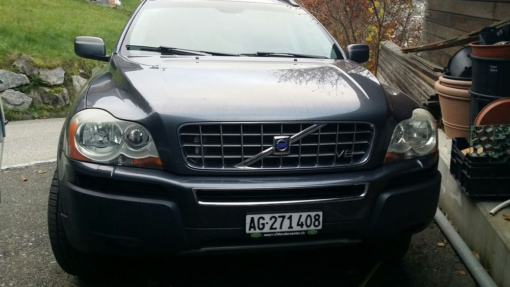 VOLVO XC90 V8 AWD Executive Geartronic