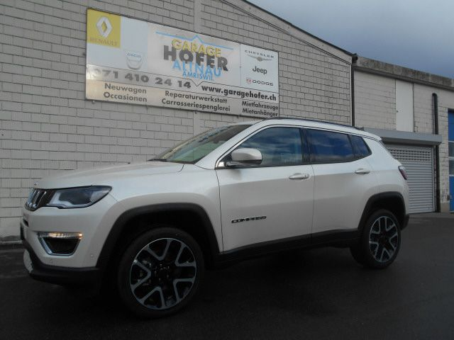 Jeep Compass 1.4 T Limited AWD