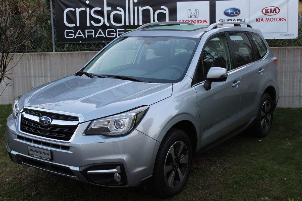 SUBARU Forester 2.0i Swiss Plus Lineartronic